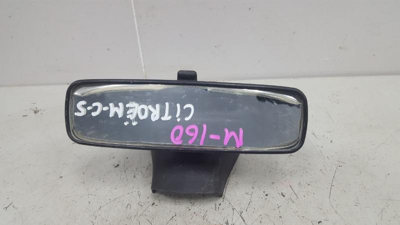 Зеркало салона Citroen C5 DC 4HX (DW12TED4/FAP) 2.2Л 2002