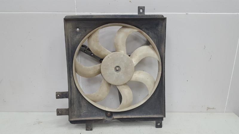 Вентилятор охлаждения радиатора Geely Otaka CK СЕДАН MR479QA 1.5Л 2008 левый
