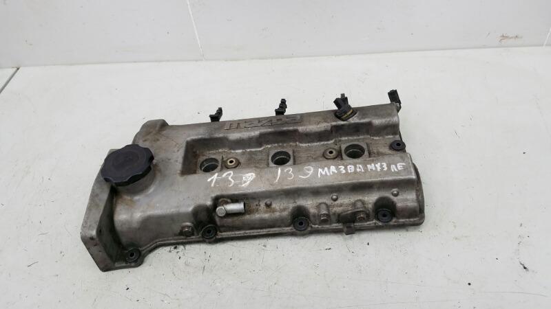Крышка клапанная головки блока цилиндров гбц Mazda Mx3 левая