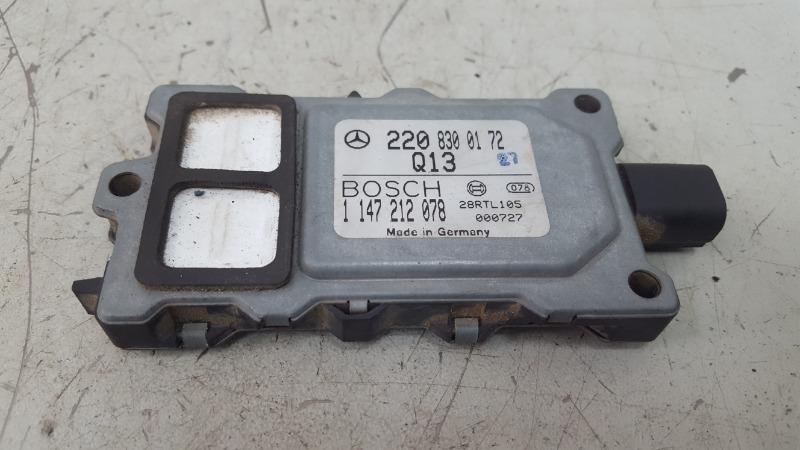 Датчик качества воздуха Mercedes S320 Cdi W220 OM 613.960 2000