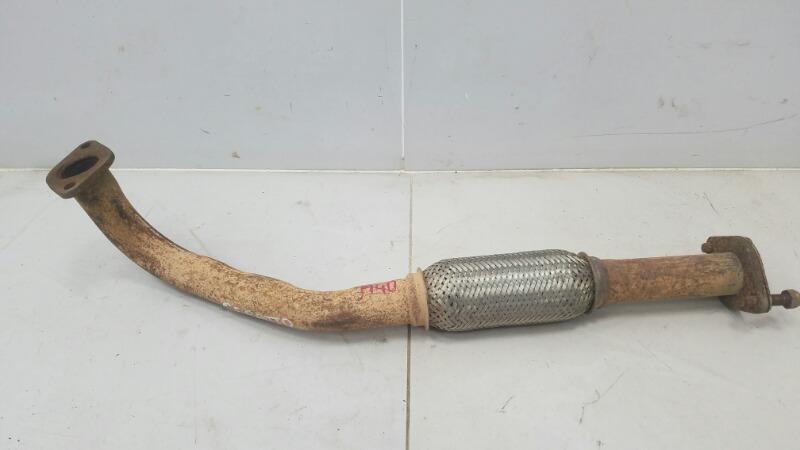 Приемная труба (штаны) Kia Cerato 1 LD G4FC 2007