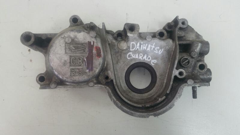 Крышка двигателя двс Daihatsu Charade G100 передняя