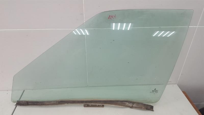 Стекло двери Renault 21 L48 F2N 1993 переднее левое