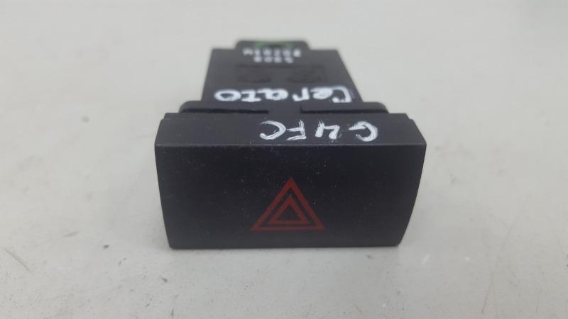 Кнопка аварийного сигнала Kia Cerato 1 LD G4FC 2007