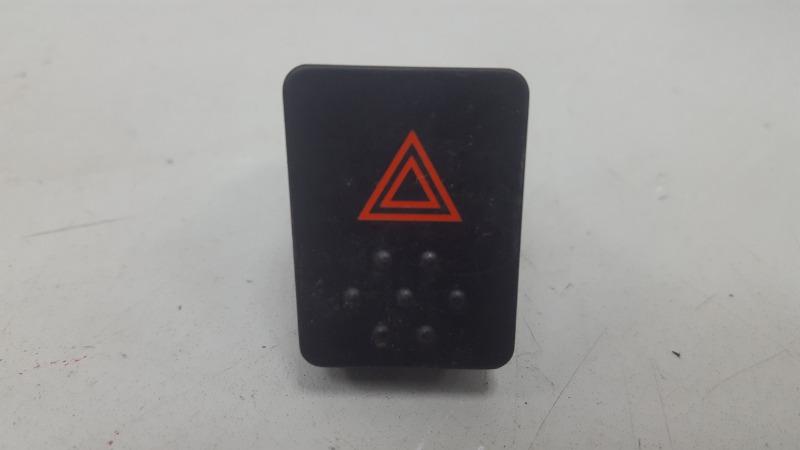 Кнопка аварийного сигнала Nissan Tiida C11X HR16DE 2008