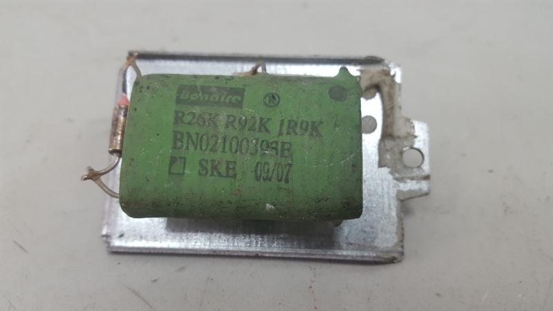 Резистор реостат печки Chery Amulet A15 SQR7162 2006