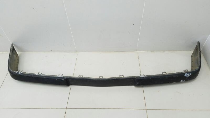Накладка на бампер Mercedes E230 W124 M102 1994 задняя
