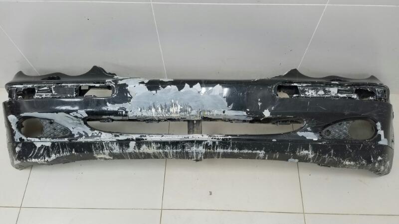 Бампер Mercedes C200 Kompressor W203 M111.955 2000 передний