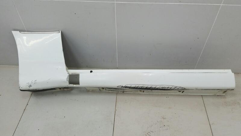 Накладка порога Ssangyong Chairman HT M104.992 1997 передняя левая