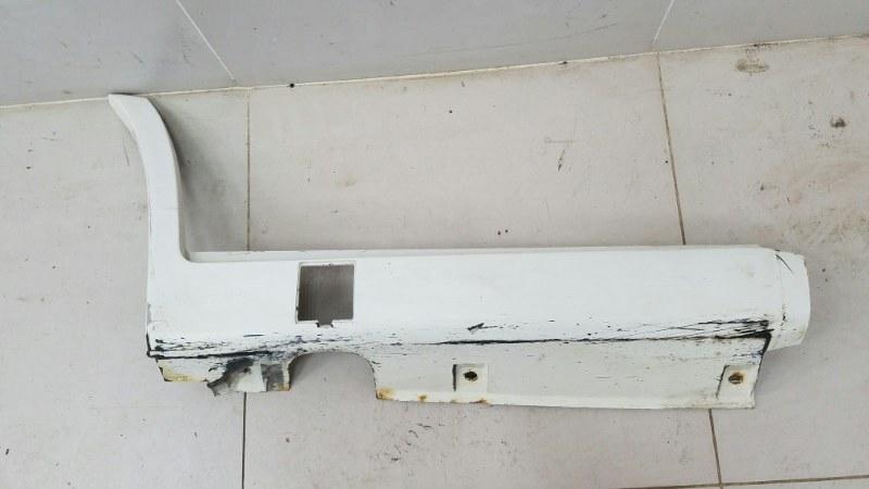 Накладка на порог наружняя Ssangyong Chairman HT M104.992 1997 задняя правая