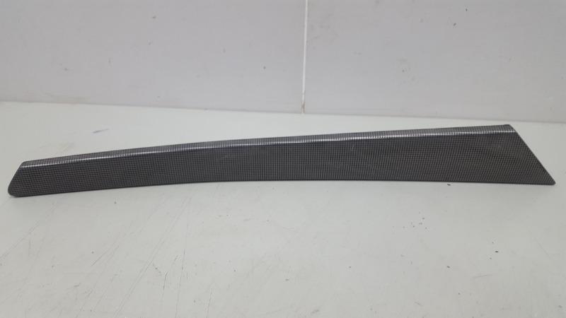 Молдинг обшивки двери Mercedes C320 W203 M112.946 2000г задний правый