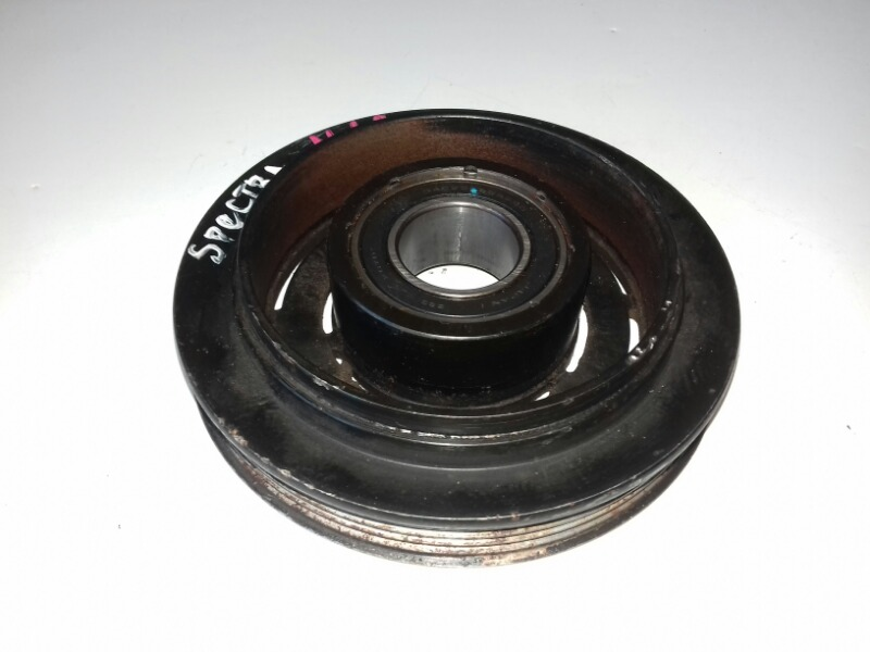 Шкив компрессора кондиционера Kia Spectra FB S6D 2008