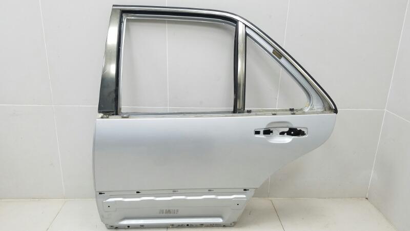Дверь Mercedes S320 W140 M104.994 1994 задняя левая