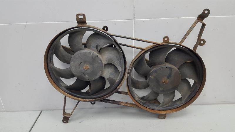 Вентилятор охлаждения радиатора Fiat Marea 186 A6.000 JTD 110 1.9Л 2001