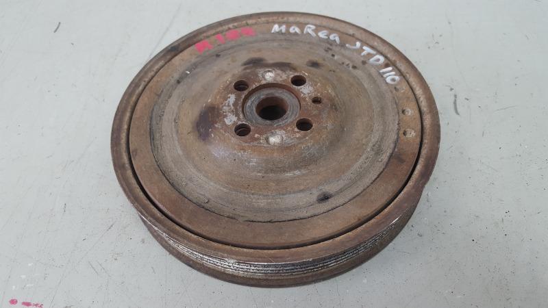 Шкив коленвала Fiat Marea 186 A6.000 JTD 110 1.9Л 2001