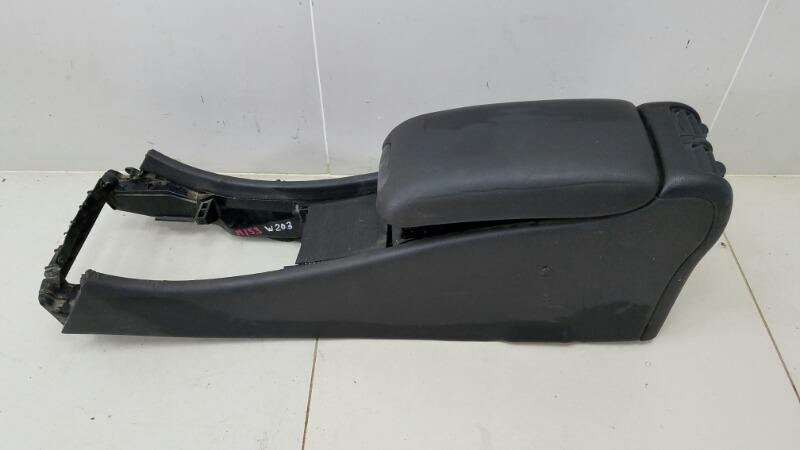 Центральная консоль Mercedes C320 W203 M112.946 2000г