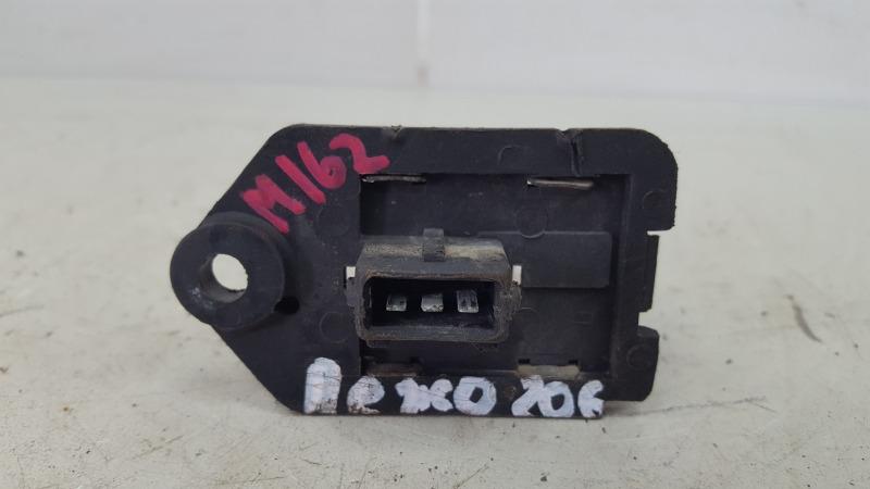 Резистор реостат печки Peugeot 206 KFW (TU3JP) 1.4Л 2007