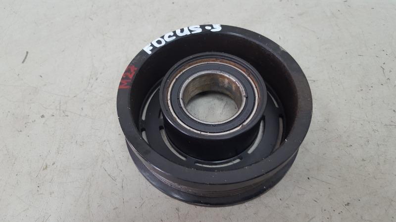 Шкив компрессора кондиционера Ford Focus 3 BK PNDA 2013
