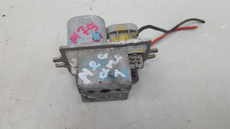 Резистор реостат печки Renault Megane 1 BA0 K7M 1996