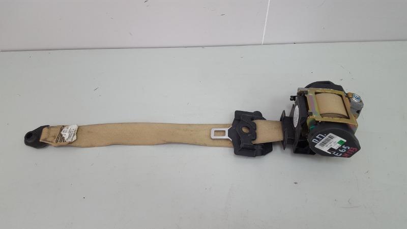Ремень безопасности Bmw 745I E65 N62B44A 4.4Л 2002 передний правый