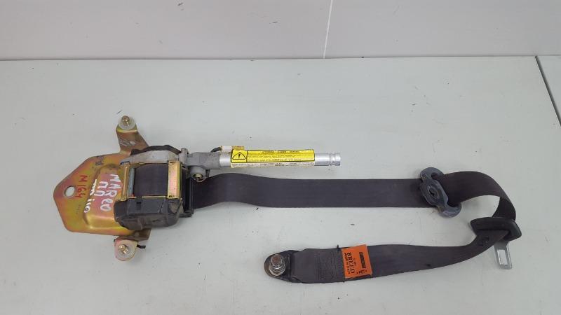 Ремень безопасности с пиропатроном Fiat Marea 186 A6.000 JTD 110 1.9Л 2001 передний правый