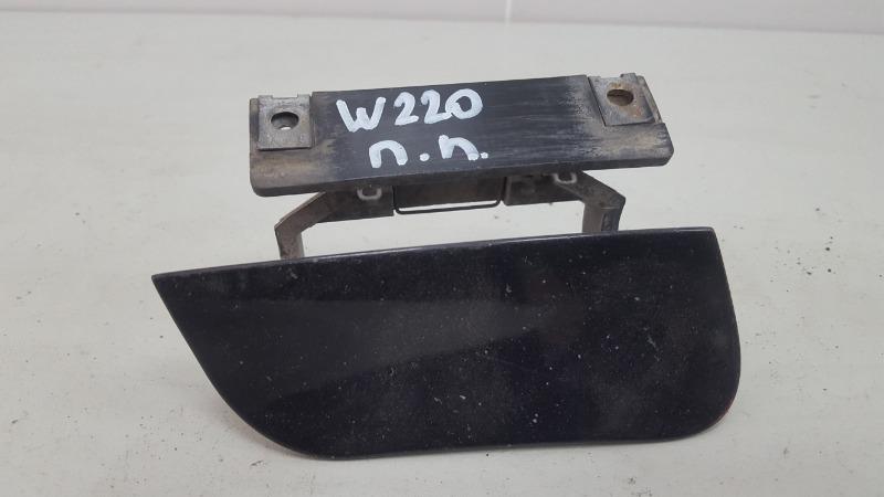 Крышка форсунки омывателя Mercedes S600L W220 M137.970 2001 передняя правая