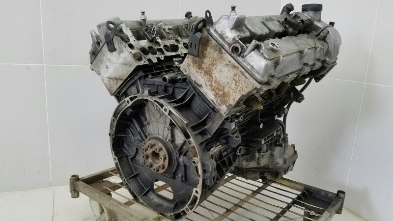 Двигатель двс Mercedes S400Cdi W220 OM 628.960 4.0Л 2001