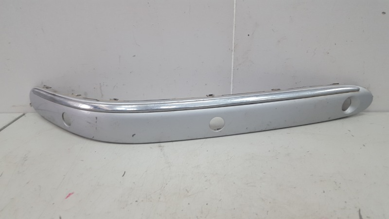 Накладка на бампер Mercedes S400Cdi W220 OM 628.960 4.0Л 2001 передняя правая
