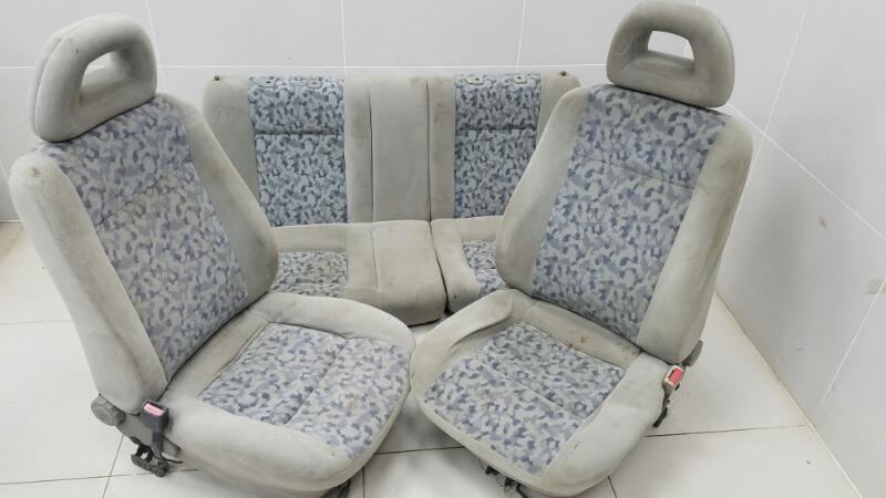 Комплект сидений Chery Amulet A15 SQR7162 2007