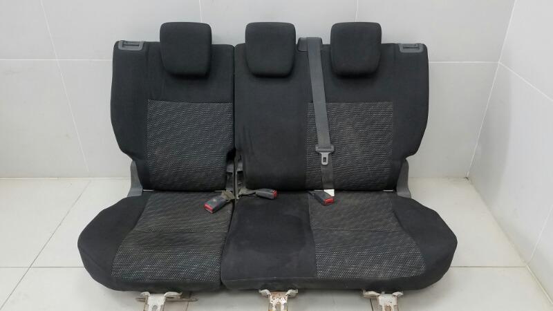 Сиденья Suzuki Sx4 RW416 M16A 2012 задняя