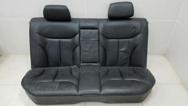 Сиденья Mercedes S320 W140 M104.994 1995 задняя