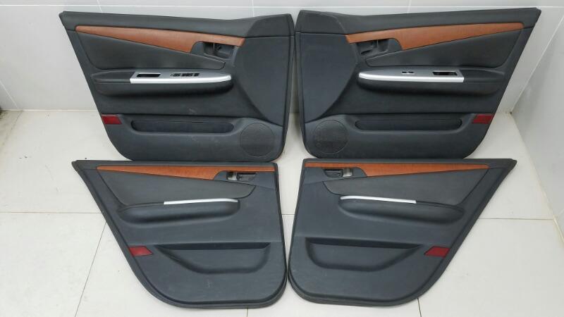 Комплект дверных карт Lifan Solano 620 LF481Q3 2011