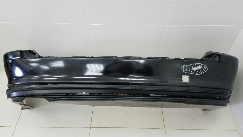 Бампер Bmw 320D E46 M47 2000 задний