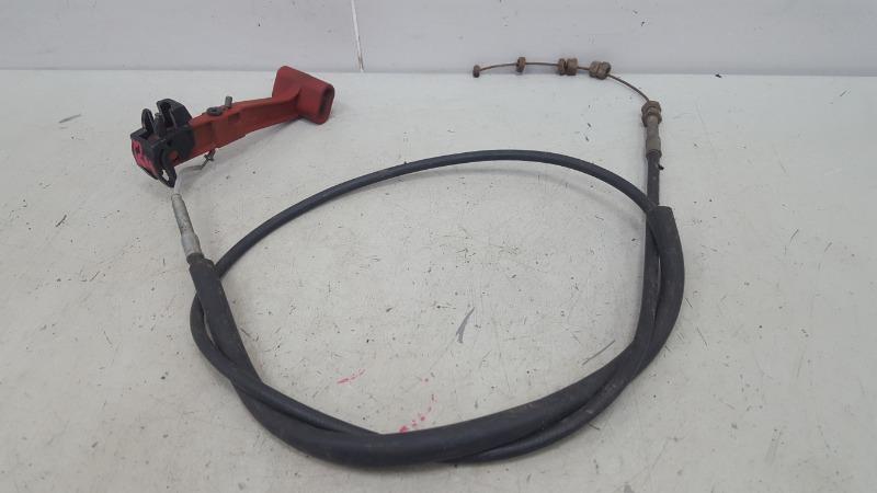 Тросик замка капота Fiat Marea 186 A6.000 JTD 110 1.9Л 2001