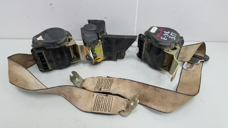 Ремень безопасности Bmw 750 I Il E38 M73 1997 задний