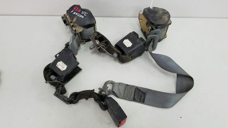 Ремень безопасности Renault Megane 1 BA0 K7M 1996 задний