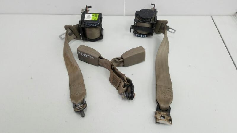 Ремень безопасности Hyundai Grandeur 4 TG G6DB 3.3Л 2008 задний