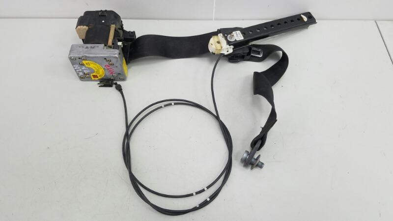 Ремень безопасности с пиропатроном Mercedes S400Cdi W220 OM 628.960 4.0Л 2001 передний левый