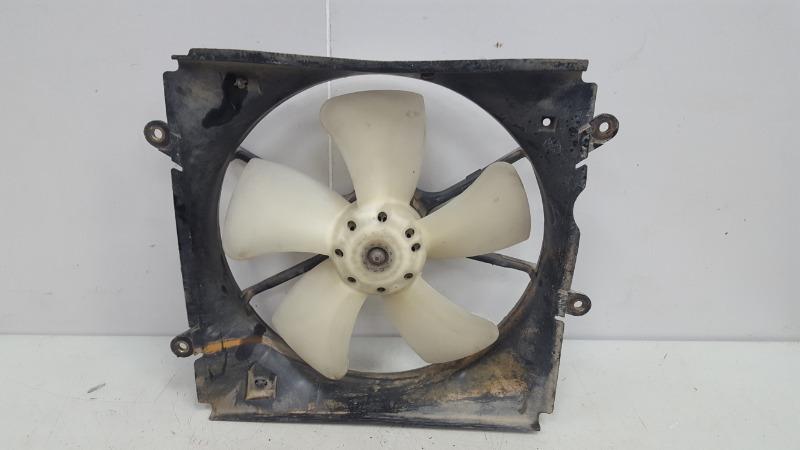 Вентилятор охлаждения радиатора Toyota Carina E AT190 4A-FE 1992