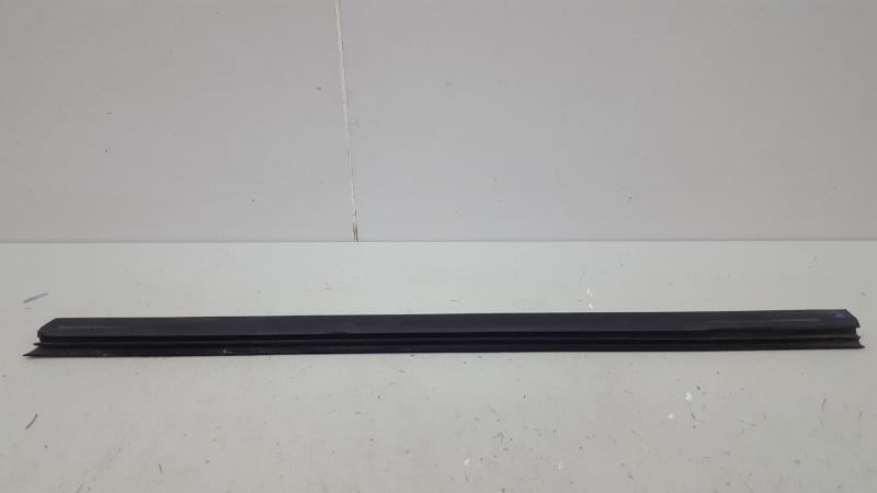 Бархотка молдинг внутренний Bmw 745I E65 N62B44A 4.4Л 2002 задняя правая