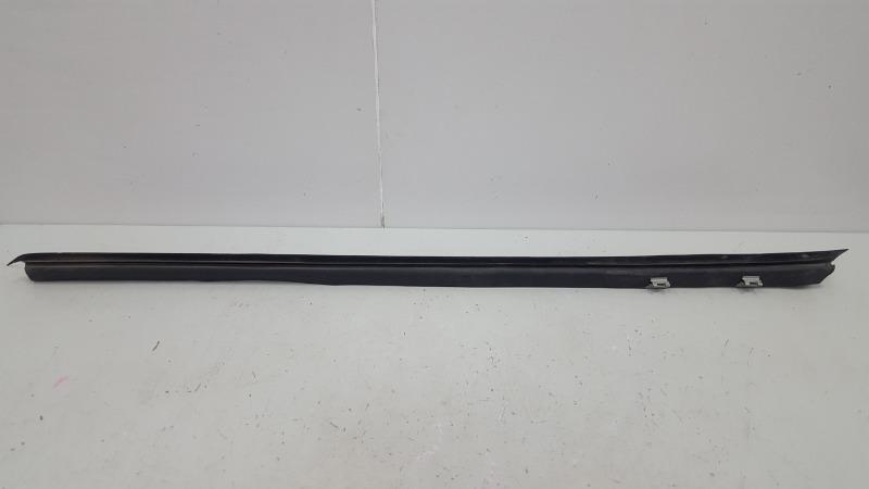 Бархотка молдинг внутренний Bmw 745I E65 N62B44A 4.4Л 2002 передняя правая
