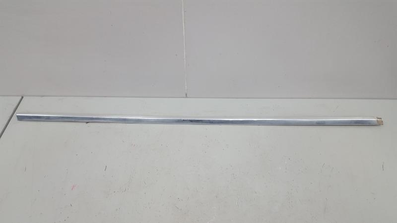 Бархотка молдинг наружний Bmw 745I E65 N62B44A 4.4Л 2002 передняя правая