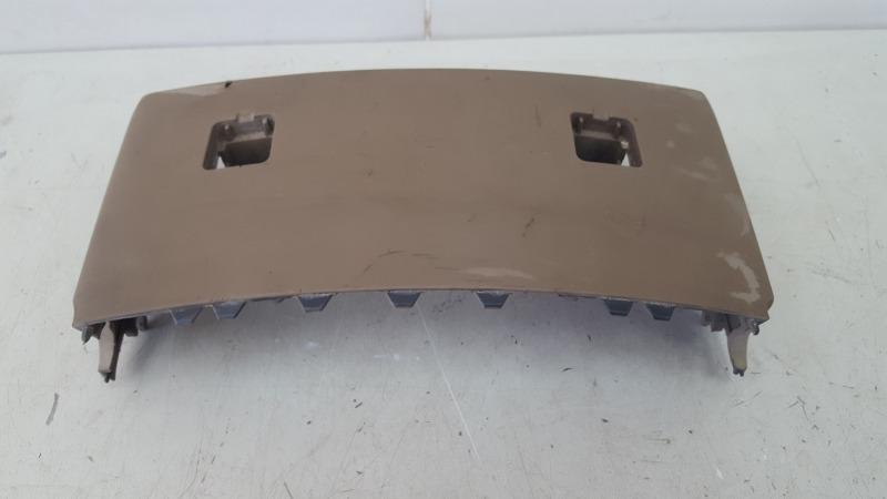 Кожух рулевой колонки Bmw 745I E65 N62B44A 4.4Л 2002 задний