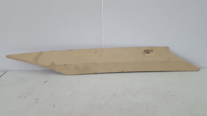 Обшивка стойки Bmw 745I E65 N62B44A 4.4Л 2002