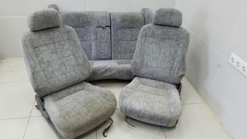Комплект сидений Daewoo Leganza KLAV T20SED 1998