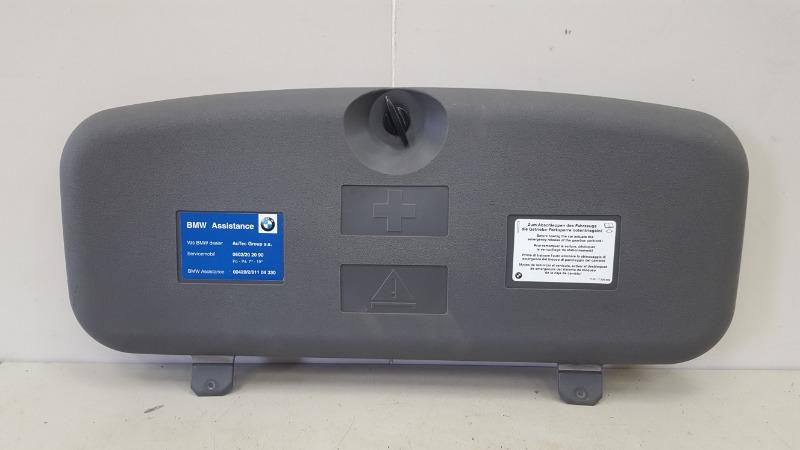 Ящик инструментальный Bmw 745I E65 N62B44A 4.4Л 2002