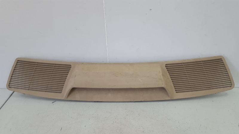 Стоп-вставка Bmw 745I E65 N62B44A 4.4Л 2002