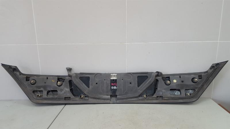 Рамка для номера Bmw 745I E65 N62B44A 4.4Л 2002
