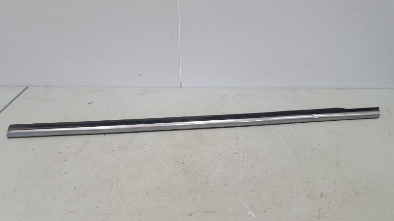Бархотка молдинг наружний Bmw 745I E65 N62B44A 4.4Л 2002