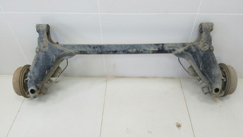 Подрамник балка Daewoo Nexia N100 A15MF 2003 задний